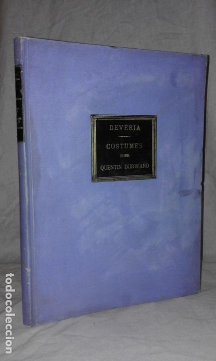 COLECCION DE GRABADOS DE ACHILLE DEVERIA - AÑO 1830 - EXCEPCIONAL. (Libros Antiguos, Raros y Curiosos - Bellas artes, ocio y coleccionismo - Otros)