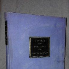 Libros antiguos: COLECCION DE GRABADOS DE ACHILLE DEVERIA - AÑO 1830 - EXCEPCIONAL.. Lote 166195642