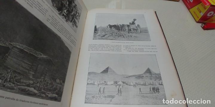 Libros antiguos: Precioso libro la guerra europea tomo v 1916 miren fotos - Foto 3 - 166211886