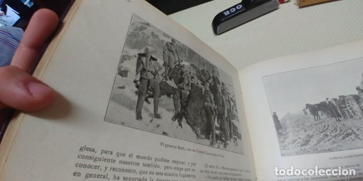 Libros antiguos: Precioso libro la guerra europea tomo v 1916 miren fotos - Foto 7 - 166211886