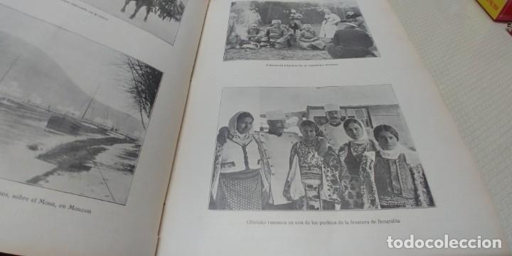 Libros antiguos: Precioso libro la guerra europea tomo v 1916 miren fotos - Foto 11 - 166211886
