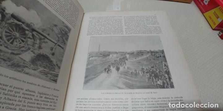 Libros antiguos: Precioso libro la guerra europea tomo v 1916 miren fotos - Foto 19 - 166211886