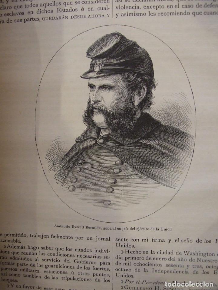 Libros antiguos: LOS PRESIDENTES DE LOS ESTADOS UNIDOS - VERNEUILL - MONTANER Y SIMON 1885 BARCELONA ILUSTRADA - Foto 6 - 166241786
