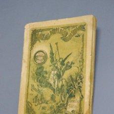 Libros antiguos: ESTATUTOS DE LA SOCIEDAD UNIÓN VELOCÉPICA ESPAÑOLA - FUNDADA EN 1895 . Lote 166256226