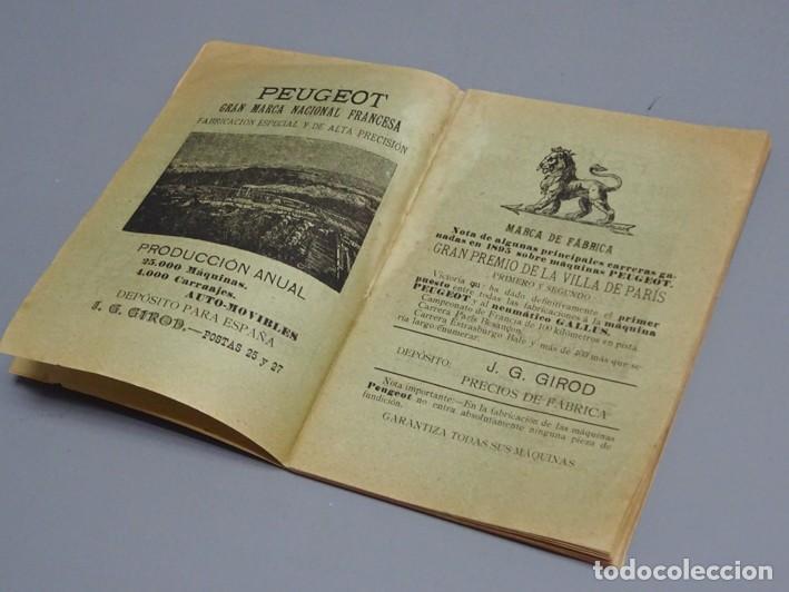 Libros antiguos: ESTATUTOS DE LA SOCIEDAD UNIÓN VELOCÉPICA ESPAÑOLA - FUNDADA EN 1895 - Foto 4 - 166256226