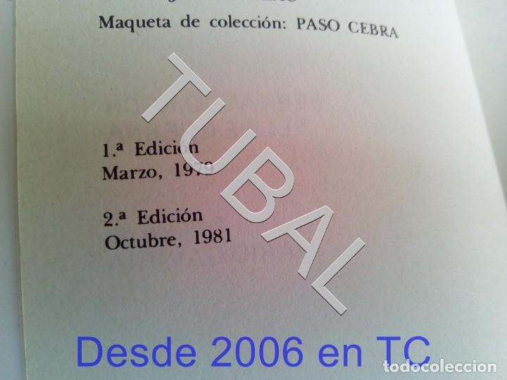 Libros antiguos: TUBAL ¿ESPECULACIÓN DEL SUELO? LIBRO - Foto 3 - 166308278