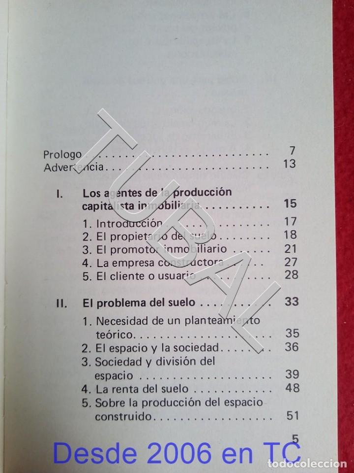 Libros antiguos: TUBAL ¿ESPECULACIÓN DEL SUELO? LIBRO - Foto 4 - 166308278