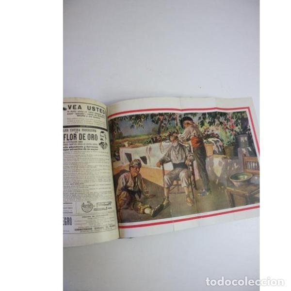 Libros antiguos: Dos tomos blanco y negro año 1918 - Foto 6 - 166323174