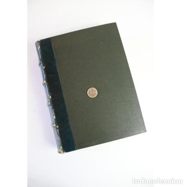 Libros antiguos: Dos tomos blanco y negro año 1918 - Foto 7 - 166323174