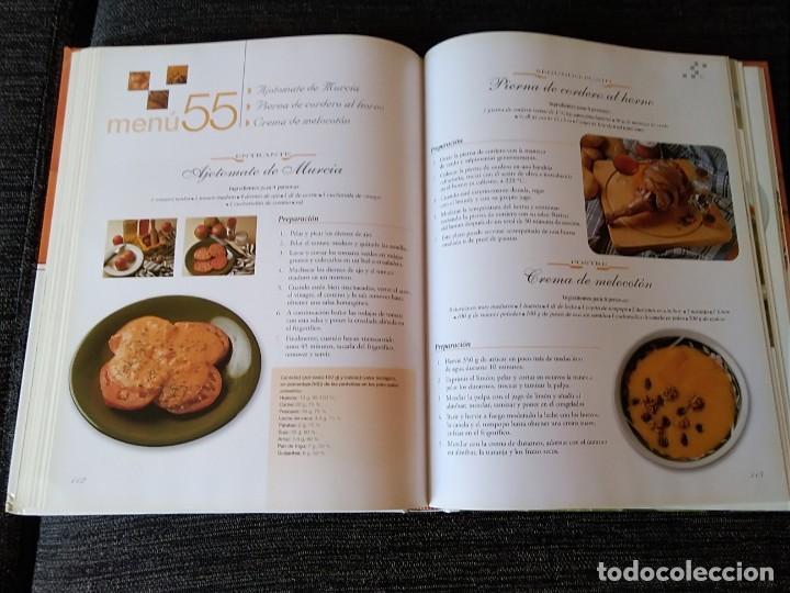 Libros antiguos: Libro de Receras ( un menú para cada día) buen estado - Foto 8 - 166397762