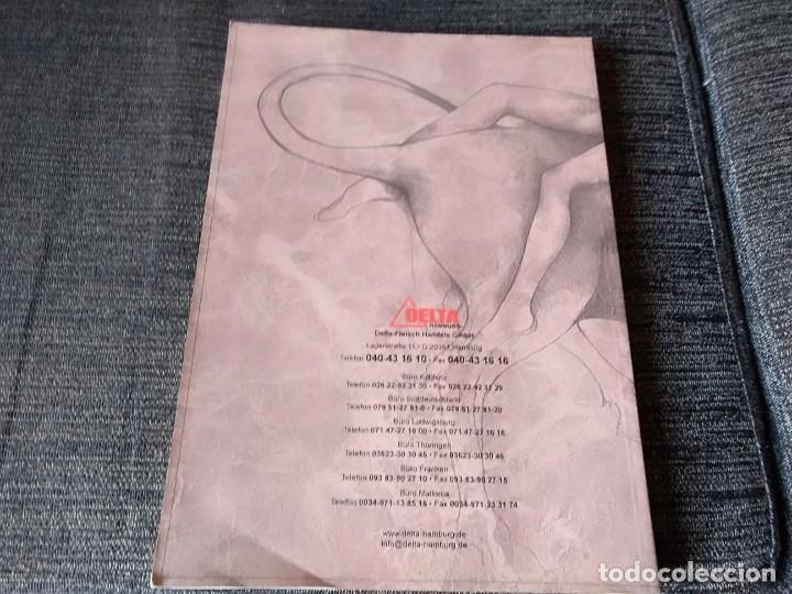 Libros antiguos: Libro en alemán de productos gastronómicos. 303 páginas. - Foto 2 - 166404458