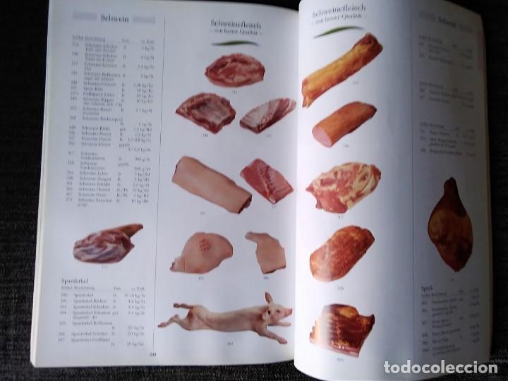 Libros antiguos: Libro en alemán de productos gastronómicos. 303 páginas. - Foto 8 - 166404458