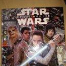 Libros antiguos: STAR WARS LOS ULTIMOS JEDI BUSCA Y ENCUENTRA - NUEVO. Lote 166467678
