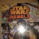 Libros antiguos: STAR WARS REBELS - DISNEY - BUSCA Y ENCUENTRA - NUEVO. Lote 166467710