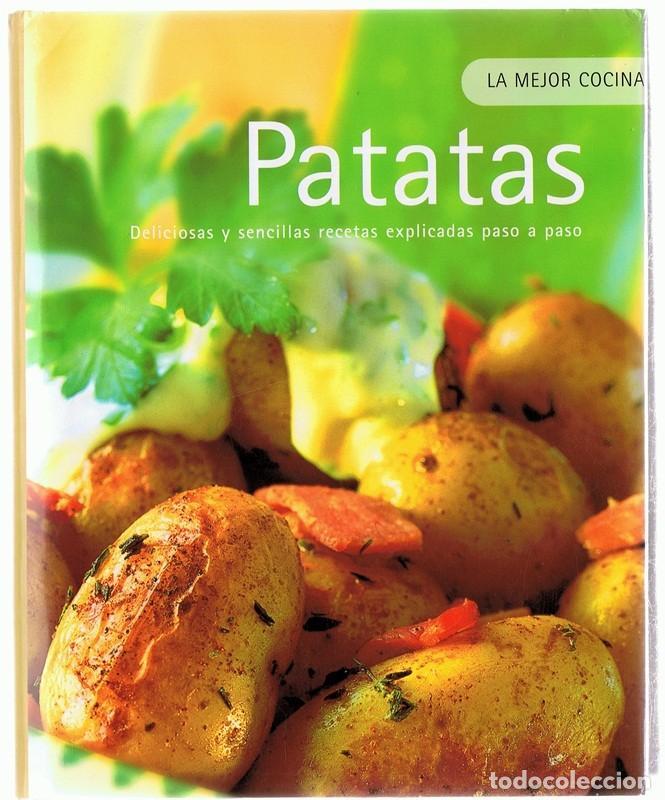 LA MEJOR COCINA PATATAS (Libros Antiguos, Raros y Curiosos - Cocina y Gastronomía)