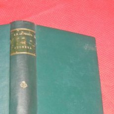 Libros antiguos: LA PUCHERA, DE JOSE MARIA DE PEREDA - TELLO 1889 1A.EDICION. Lote 166533798