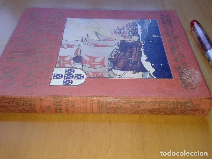 Libros antiguos: OS LUSIADAS DE LUIZ DE CAMOES, JOAO DE BARROS, 1931, 2ª EDIÇAO, EN PORTUGUES - Foto 4 - 166611302