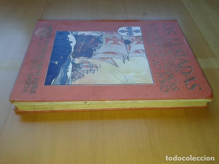 Libros antiguos: OS LUSIADAS DE LUIZ DE CAMOES, JOAO DE BARROS, 1931, 2ª EDIÇAO, EN PORTUGUES - Foto 5 - 166611302