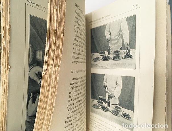 Libros antiguos: Les conserves à la maison. III- Les Fruits. (Raymond. Conservas de frutas. 1913 Compotas, mermeladas - Foto 2 - 166696154