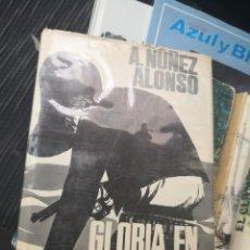 Libros antiguos: GLORIA EN SUBASTA DE ALEJANDRO NUÑEZ ALONSO. Lote 166706354