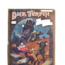 Libros antiguos: DICK TURPIN Nº 55 – EL CASTIGO. Lote 166890620