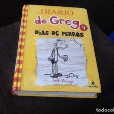 Libros antiguos: DIARIO GREG 4. Lote 166900592