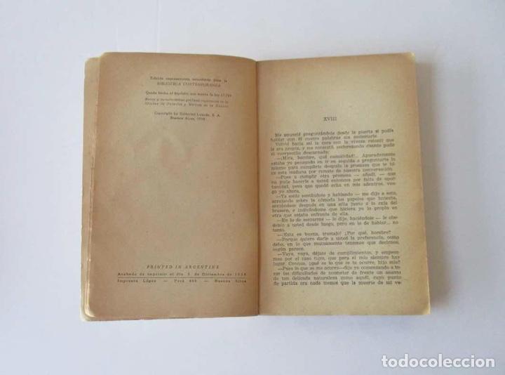 Libros antiguos: PEÑAS ARRIBA - 2 TOMOS - JOSE MARIA DE PEREDA - EDITORIAL LOSADA - Foto 7 - 166915484