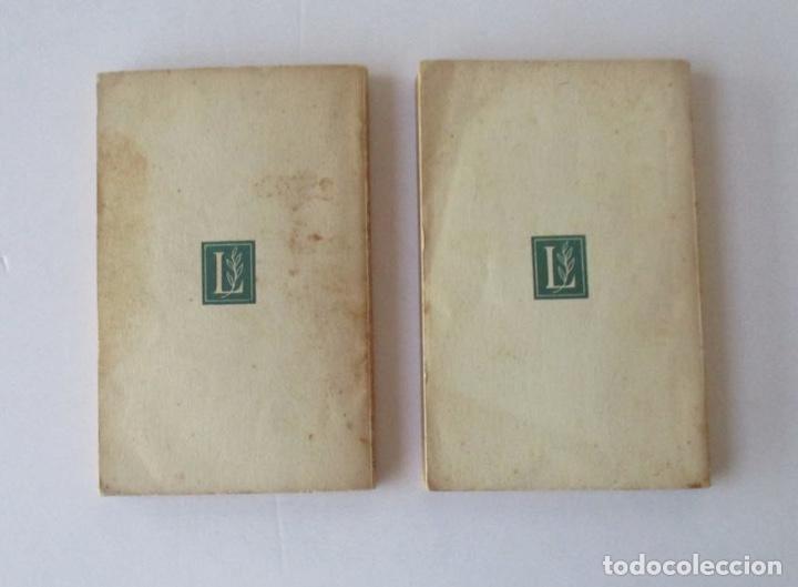 Libros antiguos: PEÑAS ARRIBA - 2 TOMOS - JOSE MARIA DE PEREDA - EDITORIAL LOSADA - Foto 8 - 166915484
