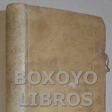 Libros antiguos: FLOREZ, FR. HENRIQUE. CLAVE HISTORIAL CON QUE SE ABRE LA PUERTA A LA HISTORIA ECLESIÁSTICA Y POLÍTIC. Lote 166816273