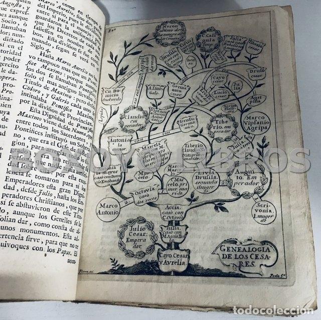 Libros antiguos: FLOREZ, Fr. Henrique. Clave Historial con que se abre la puerta a la historia eclesiástica y polític - Foto 3 - 166816273