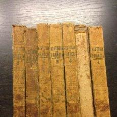 Libros antiguos: HISTORIA DE LOS FRANCESES DESDE LA EPOCA DE LOS GALOS HASTA NUESTROS DIAS, LAVALEE, M. TEOFILO, 1859. Lote 166926596
