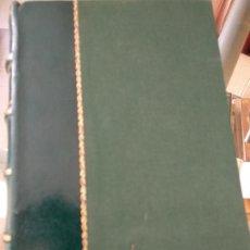 Libri antichi: EL HADITS DE LA PRINCESA ZORAIDA. LEOPOLDO DE EGUILAZ YÁNGUAS. REENCUADERNADO. 1892. Lote 166937312