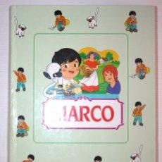 Libros antiguos: MARCO EDICIONES RBA - COLECCION COMPLETA DE 35 FASCICULOS ENCUADERNADA. Lote 166941908