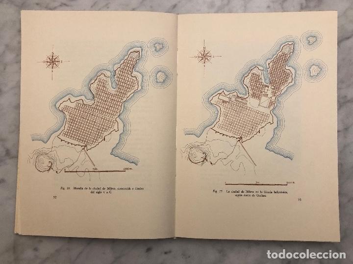 Libros antiguos: Las ciudades teóricas de Hipodamo de Mileto-RABASF-LCV(56€) - Foto 4 - 164972666