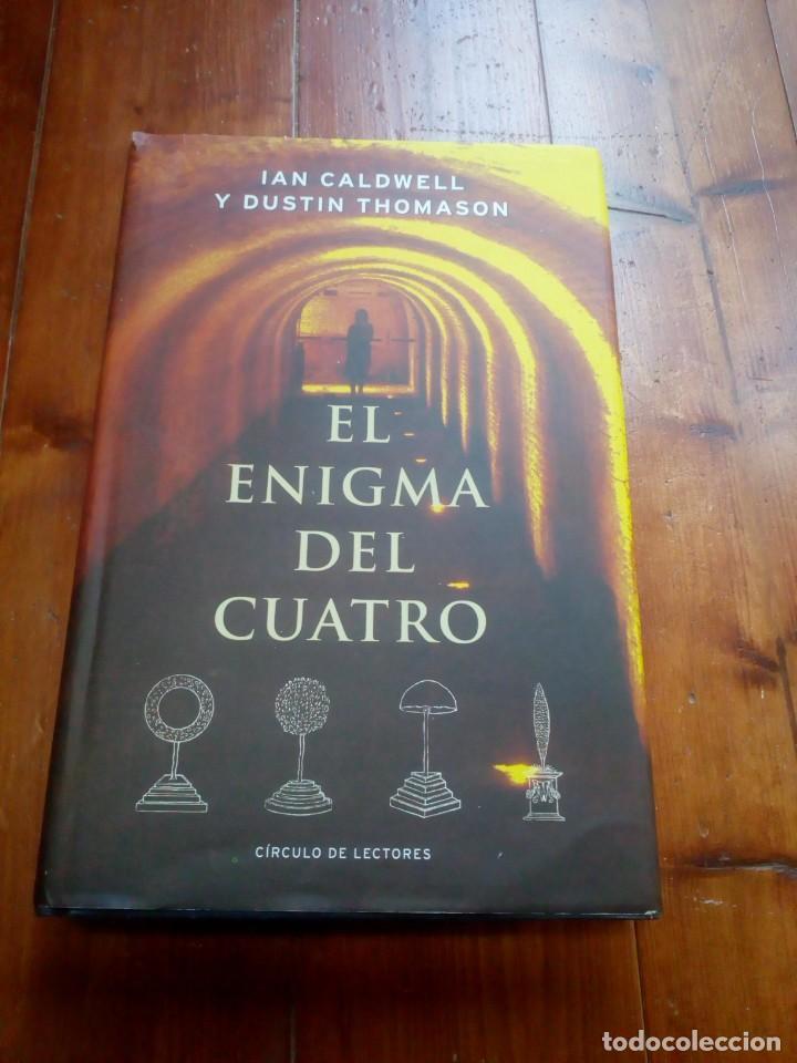 LIBRO EL ENIGMA DEL 4 (Libros Antiguos, Raros y Curiosos - Pensamiento - Otros)