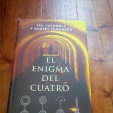 Libros antiguos: LIBRO EL ENIGMA DEL 4. Lote 166970986