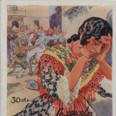 Libros antiguos: LA NOVELA MUNDIAL Nº 57 - EL NIÑO PERDIDO - POR DIEGO SAN JOSE - AÑO 1927. Lote 167003036