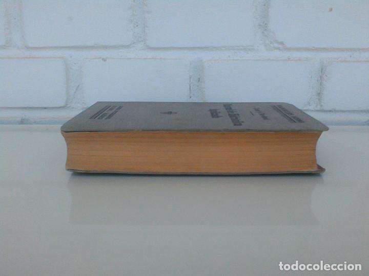 Libros antiguos: ZENI Y PERDONI. MANUAL DE HIDRAULICA APLICADA. MANUALES ROMO. TRAD. ANTONIO ALVAREZ Y REDONDO. 1914 - Foto 4 - 167056256