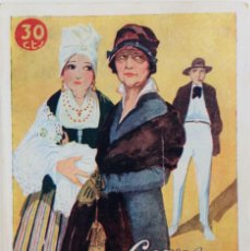 Libros antiguos: LA NOVELA MUNDIAL Nº 69 - EL HIJO DEL REY - POR VALENTIN DE PEDRO - AÑO 1927 . Lote 167115288