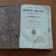 Libros antiguos: NOVISIMO CHANTREAU O GRAMATICA FRANCESA. Lote 167135068