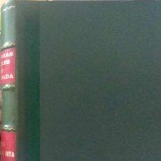 Libros antiguos: GINÉS PÉREZ DE HITA. GUERRAS CIVILES DE GRANADA. BARCELONA. 1925.. Lote 167166740