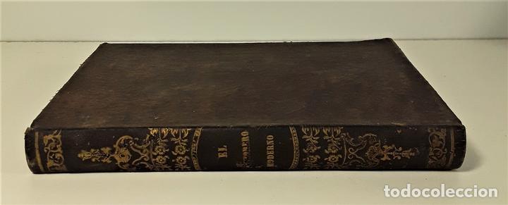 EL TINTERO MODERNO. VV. AA. EDIT. MANUEL SAURI. BARCELONA. 1879. (Libros Antiguos, Raros y Curiosos - Ciencias, Manuales y Oficios - Otros)