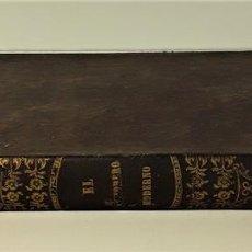 Libros antiguos: EL TINTERO MODERNO. VV. AA. EDIT. MANUEL SAURI. BARCELONA. 1879.. Lote 167235172