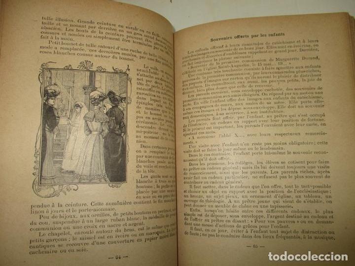 Libros antiguos: LE GUIDE DES CONVENANCES...LISELOTTE. c.1907. - Foto 5 - 167429060