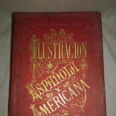 Libros antiguos: LA ILUSTRACION ESPAÑOLA Y AMERICANA - AÑO 1882 - BELLOS GRABADOS.. Lote 167544696