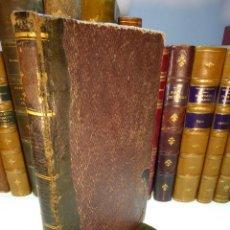Libros antiguos: AVENTURAS DE GIL DE BLAS DE SANTILLANA. EST. TIPOGRÁFICO DE D. F. DE P. MELLADO. MADRID. 1852.. Lote 167557540