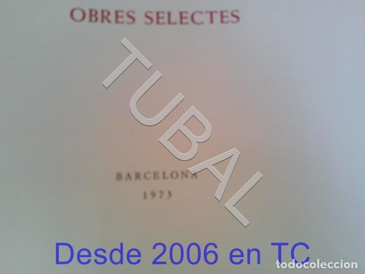 Libros antiguos: TUBAL PERE BENAVENT BARBERA LIBRO - Foto 3 - 167610264