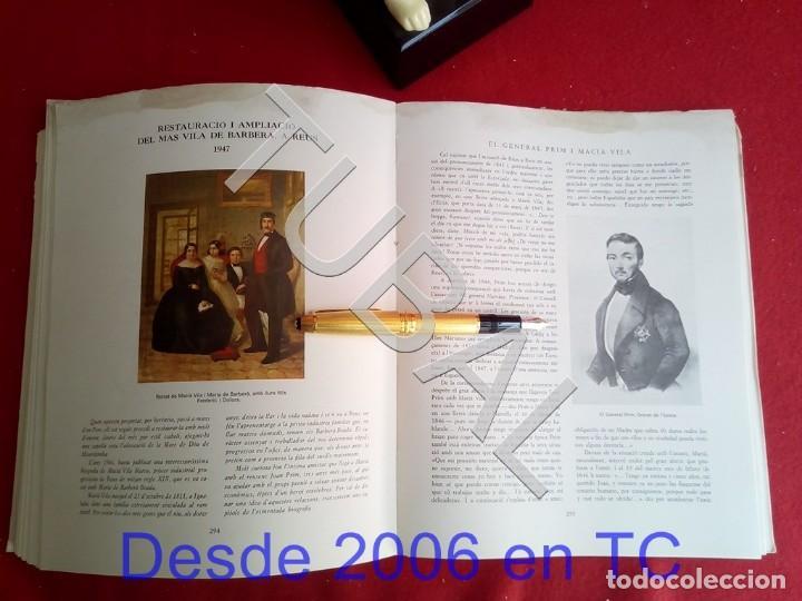 Libros antiguos: TUBAL PERE BENAVENT BARBERA LIBRO - Foto 12 - 167610264
