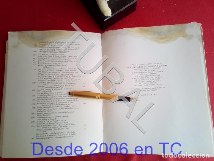 Libros antiguos: TUBAL PERE BENAVENT BARBERA LIBRO - Foto 13 - 167610264