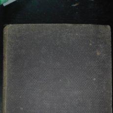 Libros antiguos: HISTORIA DE GIL BLAS DE SANTILLANA -LE SAGE -PLUS ULTRA -1860-2ª EDICION -TOMO 1. Lote 167622936